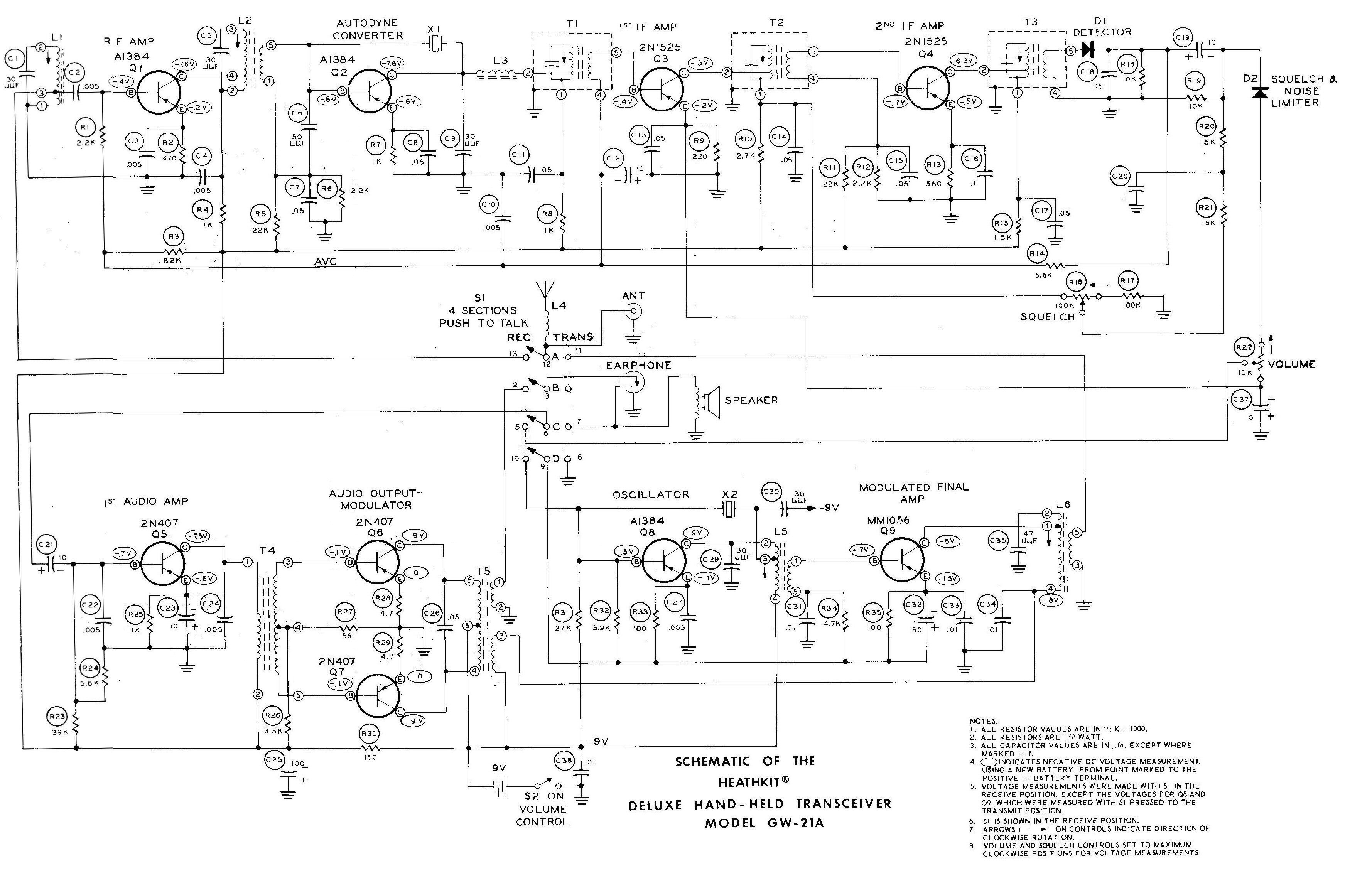 Amateur Radio Links 1973 Evinrude 25 Hp Wiring Diagram Click Here For Schematic