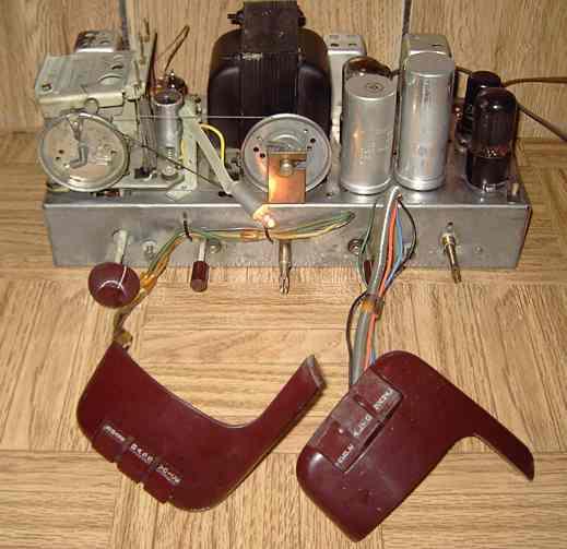 Zenith console radio,phono