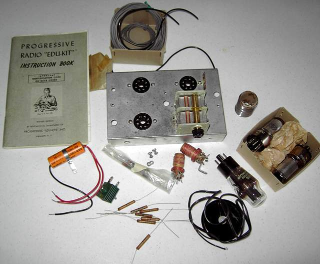 Progressive Radio Edu-Kit