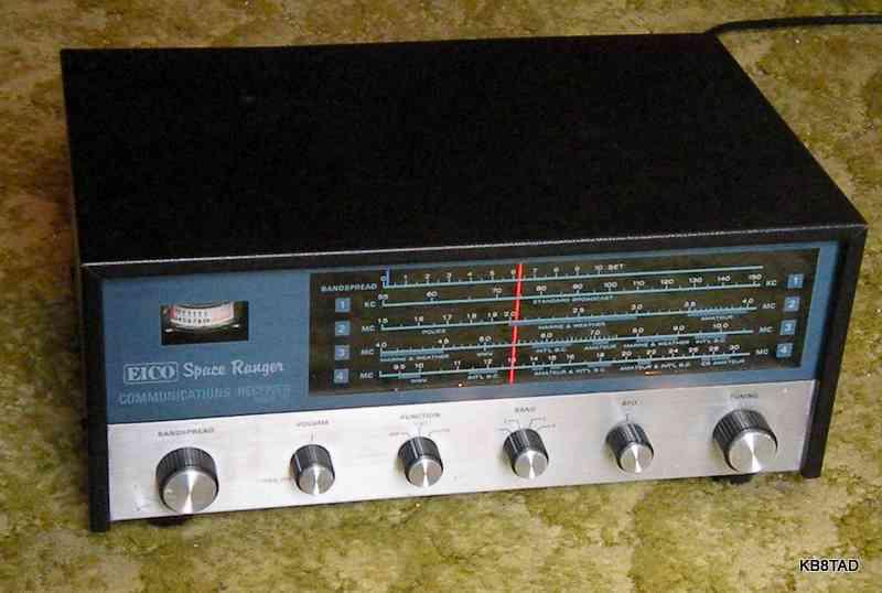 Radio Transmitter Receiver Circuit