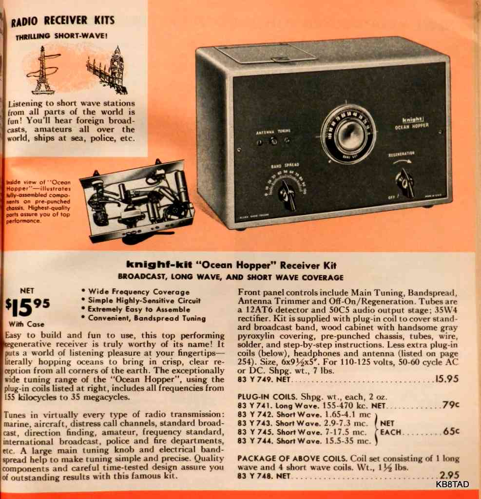 Shortwave Crystal Radio Set as well 725205 2055127041 furthermore Index moreover Tilley Hats For Men together with Twinplex. on tube regenerative radio kit